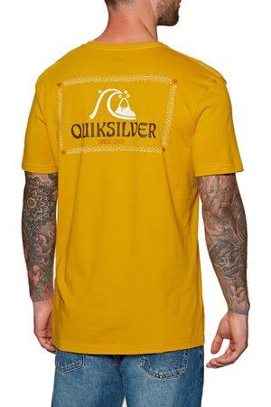 Quiksilver Dream Voucher s Short Sleeve T-Shirt - Nugget