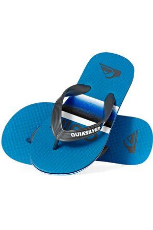 Quiksilver Molokai Slab Boys Sandals - Grey