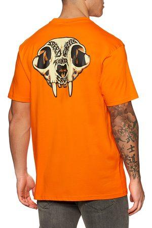 Santa Cruz SW Skull s Short Sleeve T-Shirt - Safety