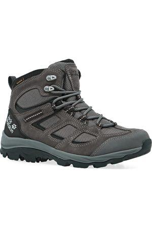 Jack Wolfskin Vojo 3 Texapore Mid s Walking Boots - Tarmac Grey