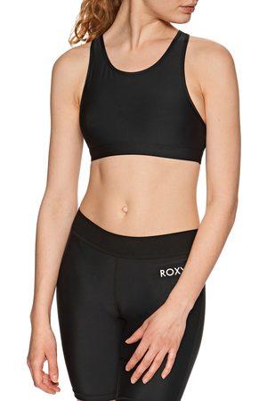 Roxy Fitness Let's Dance 2 s Sports Bra - Anthracite