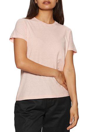 Afends Hemp Basics s Short Sleeve T-Shirt - Ash