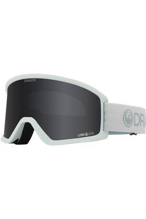 Dragon Dx3 OTG Snow Goggles - Light Salt ~ Luma Lens Dark Smoke