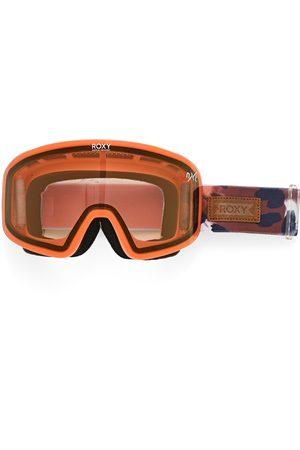 Roxy Feelin s Snow Goggles - Oxblood Leopold ~ Nxt Varia Ml