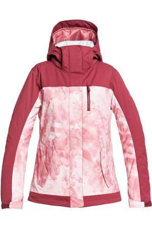 Roxy Jetty Block s Snow Jacket - Tie Dye