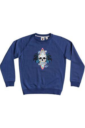 Quiksilver Night Rock Boys Sweater - Navy Blazer