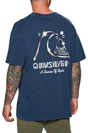 Quiksilver Platinum s Short Sleeve T-Shirt - Depths