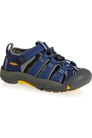 Keen Newport H2 Kids Sandals - Depths Gargoyle