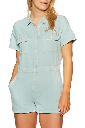 OUTERKNOWN S.e.a. Shortall Playsuit - Zephyr