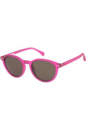 Roxy Stefany Kids Sunglasses - Matte Crystal ~ Grey