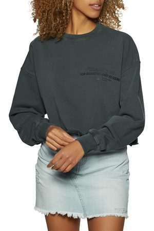 Dr Denim Dree s Sweater - Washed Re-use