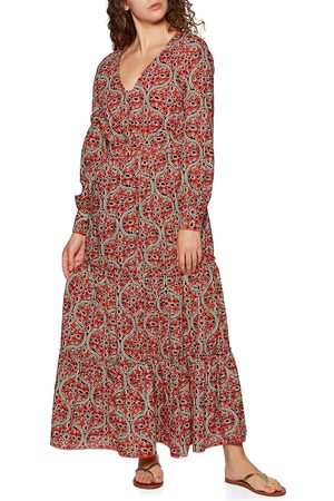 Superdry Bohemian Maxi Dress - Print
