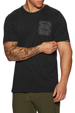 adidas Tx Pocket s Short Sleeve T-Shirt