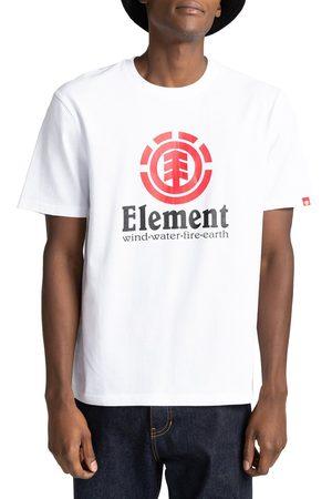 Element Vertical s Short Sleeve T-Shirt - Optic
