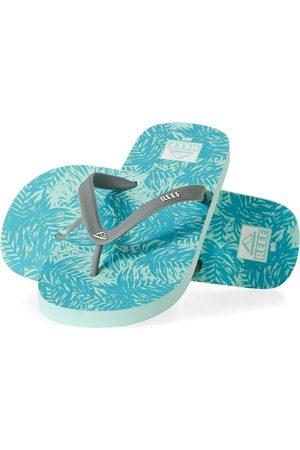 Reef Switchfoot Print Kids Flip Flops