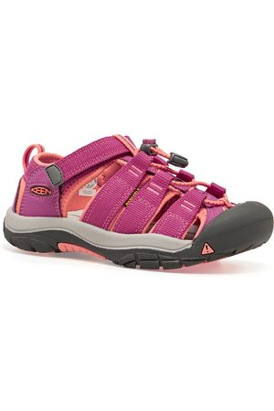 Keen Newport H2 Kids Sandals - Very Berry Fusion Coral