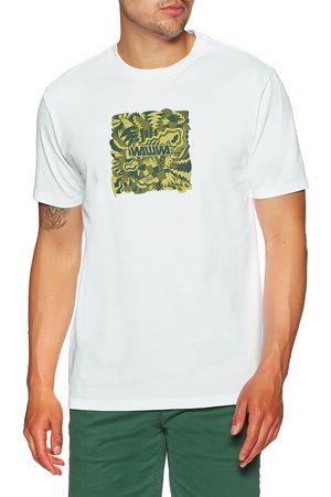 WAWWA Jungle Logo s Short Sleeve T-Shirt - /lime