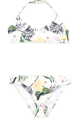 Roxy Lovely Senorita Tri Girls Bikini - Bright Praslin