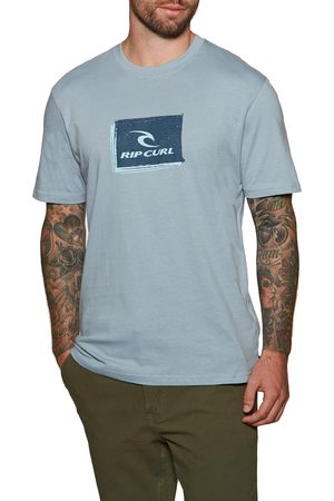 Rip Curl Corp Icon s Short Sleeve T-Shirt - Gum