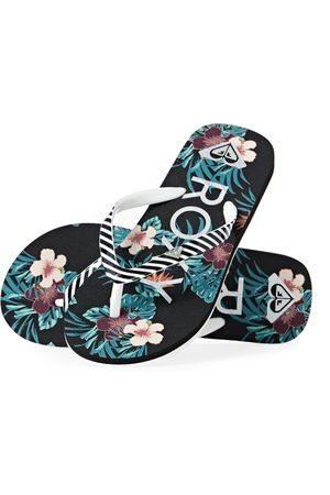 Roxy Pebbles Girls Flip Flops - Multi