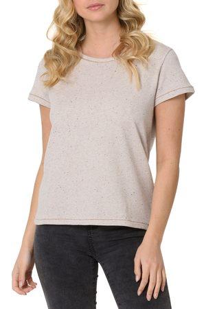 Animale Sportee s Short Sleeve T-Shirt - Grey Marl
