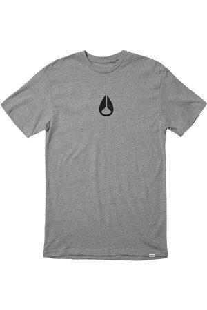 Nixon Wings s Short Sleeve T-Shirt - Dark Heather