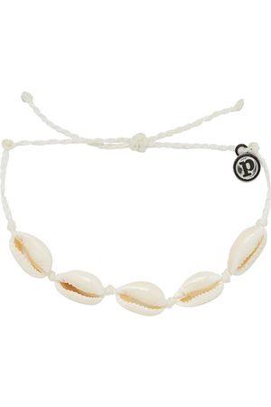 Pura Vida Women Bracelets - Knotted Cowries Bracelet