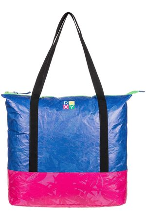 Roxy Women Luggage - Squeeze The Day s Beach Bag - Princess Texture Flower
