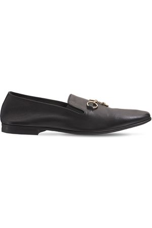 NEEDLES Tassel Bit Slip-on Loafers