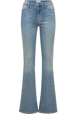 FRAME Le High Flare High Wiaist Jeans