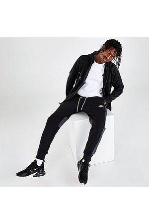 Nike Men's Air Fleece Jogger Pants Size Small Cotton/Polyester/Fleece