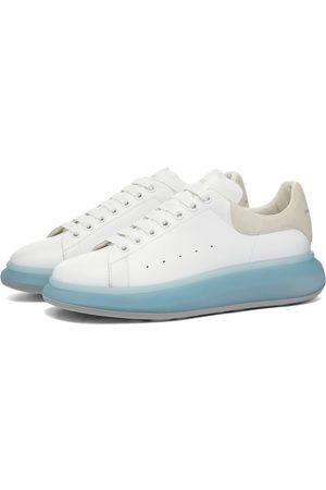 alexander mcqueen Men Platform Sneakers - Crystal Wedge Sole Sneaker