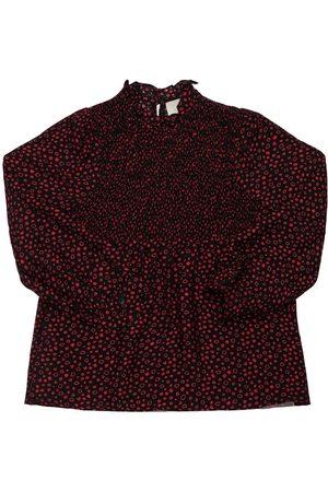 LES COYOTES DE PARIS Printed Viscose Shirt