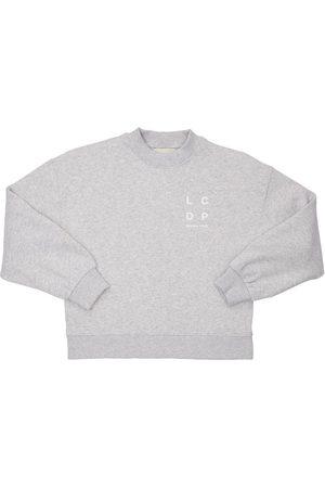 LES COYOTES DE PARIS Girls Sweatshirts - Logo Print Cotton Sweatshirt