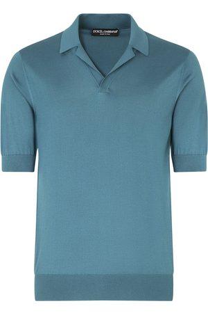Dolce & Gabbana Short-sleeve polo shirt