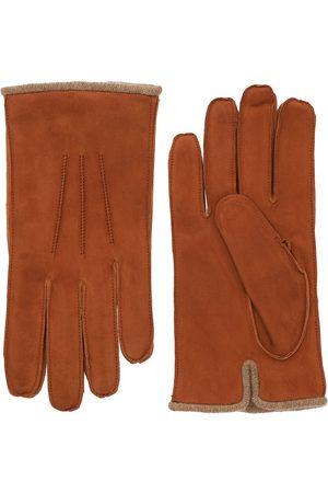 MARIO PORTOLANO Men Gloves - Suede Gloves