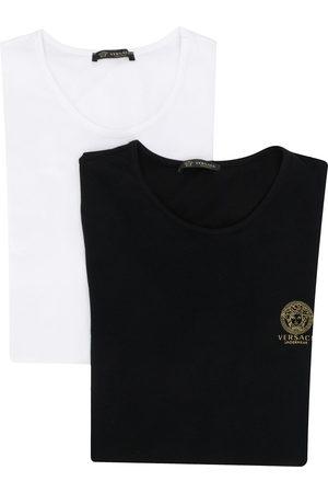 VERSACE Men Short Sleeve - Medusa short-sleeved T-shirt 2-pack