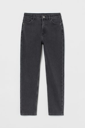 H & M Relaxed Fit High Jeans