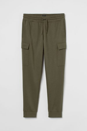 H & M Cargo Joggers