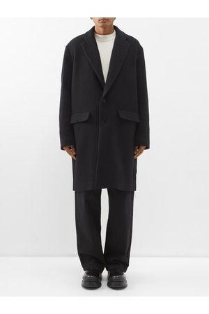 Raey Single-breasted Virgin-wool Coat - Mens