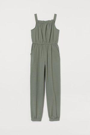 H & M Sleeveless Jumpsuit