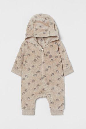 H & M Jumpsuits - Cotton-blend Jumpsuit