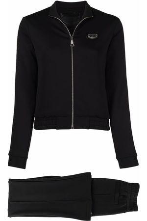 Philipp Plein Women Formal Pants - Jogging jacket and trousers set