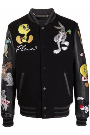 Philipp Plein Men Bomber Jackets - X Looney Tunes bomber jacket