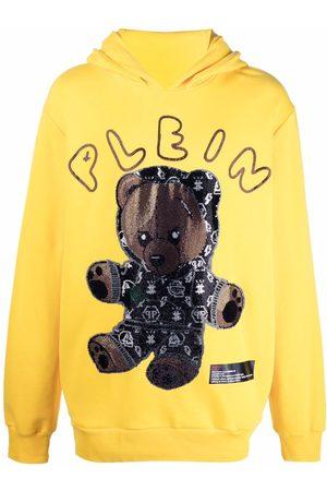 Philipp Plein Hoodies - Teddy bear-print hoodie