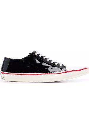 Marni Women Sneakers - Pointed-toe low-top sneakers