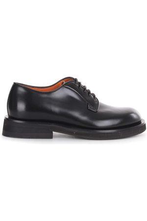 SANTONI Men Formal Shoes - Derby Men Pelle