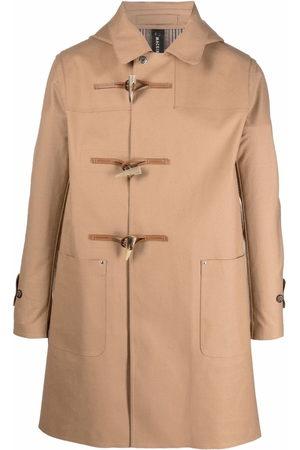 Mackintosh Men Duffle Coat - Rogart duffle coat - Neutrals