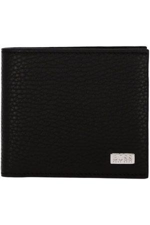 BOSS Bi-fold leather wallet