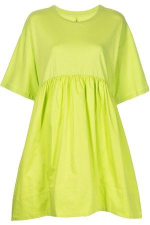 Cynthia Rowley Women Dresses - Ruched-detail cotton dress